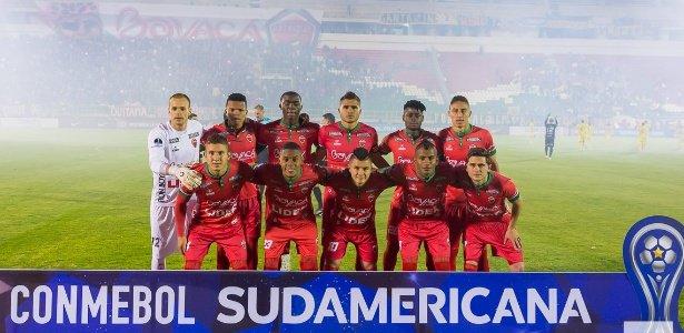 Reforço às pressas e 14 anos de vida: quem é o rival corintiano na Colômbia https://t.co/UU1lk8WlBy << Saiba tudo no link