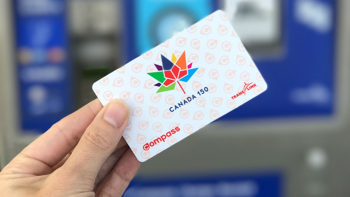 RT to enter! We're giving away #Canada150  Compass Cards with stored value (min $50). Full details:  http:// ow.ly/Zwvn30cQZZX  &nbsp;    #MyTransLink ^at<br>http://pic.twitter.com/xHetHJDptF
