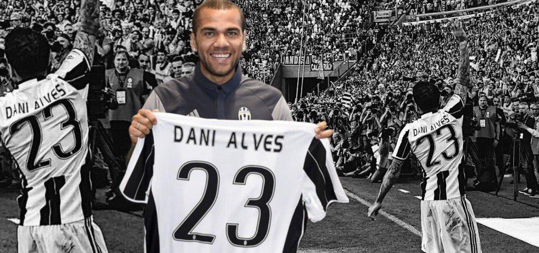 Dani Alves saluta la Juventus su Instagram