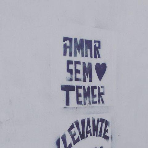Nos muros por aí… #ForaTemer #DiretasJá #amarsemtemer #30dejunho