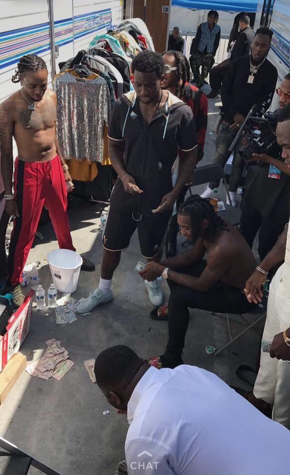 Migos On Twitter Never Left The Hood Shooting Dice At Bet Awards