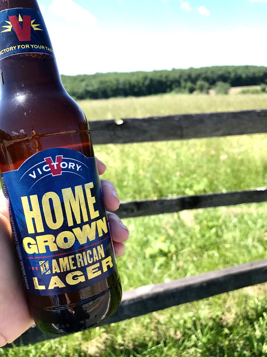 Victory Home Grown New American Lager