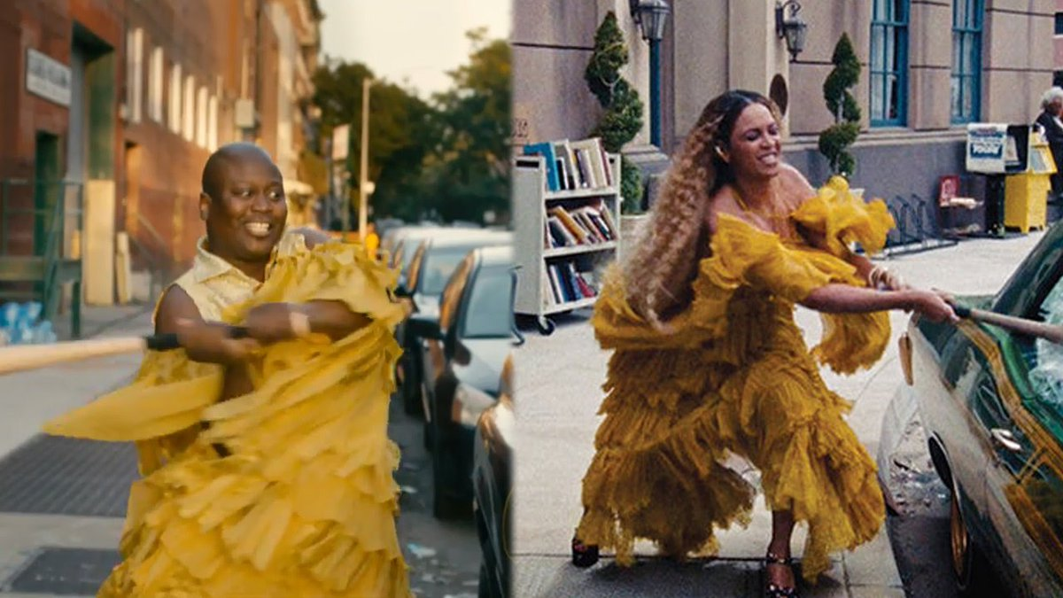 Why is this so good? &quot;What&#39;s worse being heartbroke or roach bit?&quot; #titus #UnbreakableKimmySchmidt <br>http://pic.twitter.com/uP5mGWOvZk