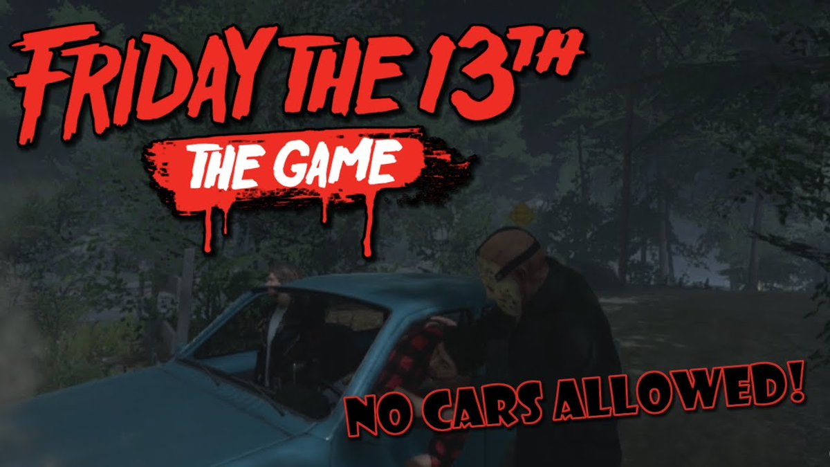 #watchthis   No Cars Allowed!    https:// youtu.be/UGkFBxcG5sY  &nbsp;     #F13 #Games #Xbox #XboxOne #FridayThe13th #jasonvorhees #onlinefun #killer<br>http://pic.twitter.com/ftyDzl4xCo