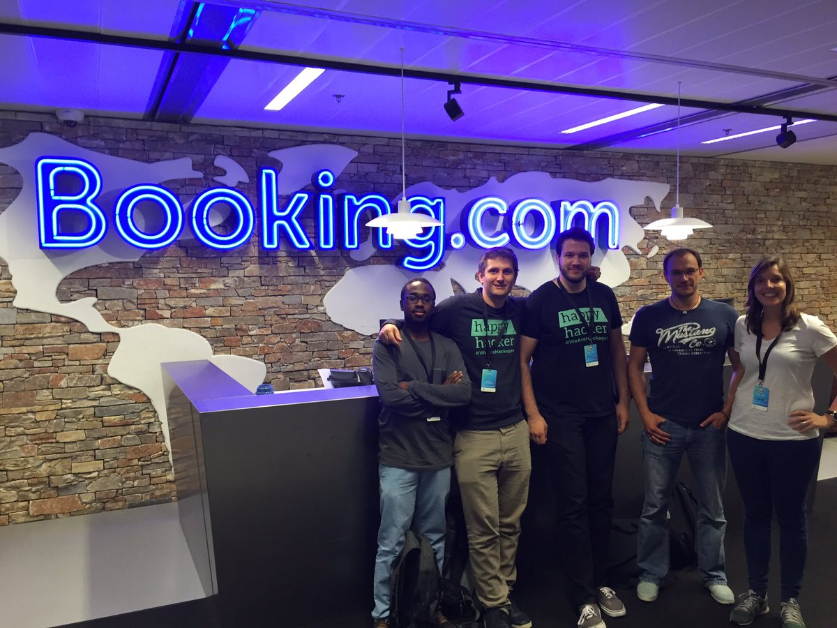 We just finished our HackJam on #GraphQL @bookingcom #Amsterdam: great people &amp; a fantastic location @graphqlweekly @_marktani @graphcool<br>http://pic.twitter.com/4sJlDSttBY