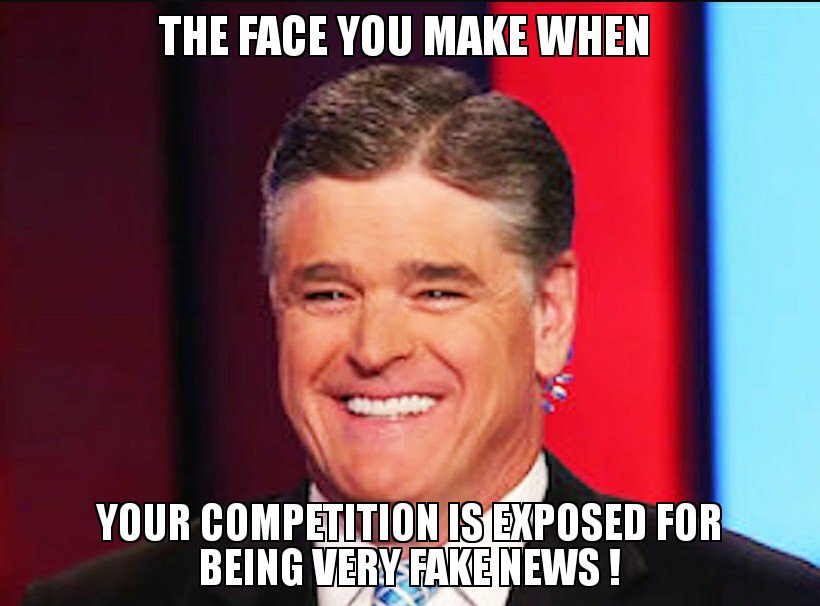 Fox and my man @seanhannity have to be enjoying the  show that is CNN !  #Tcot   #MoreTrustedThanCNN  #TuesdayThoughts <br>http://pic.twitter.com/CtyEr1ryyJ