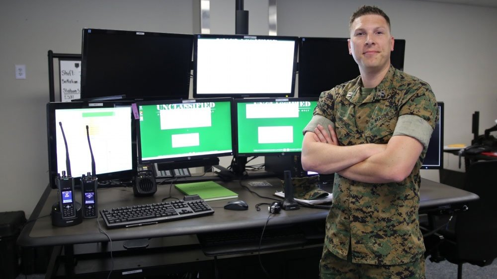 Marine Corps bases are implementing CERS, a system that increases emergency response capabilites to support all hazardous response missions.