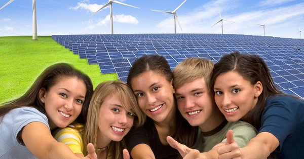Teenagers see renewables as fuel of their generation | @PriceofOil @EcoWatch  http:// crwd.fr/2thT8El  &nbsp;   #climate #divest<br>http://pic.twitter.com/AcxWGBeweH
