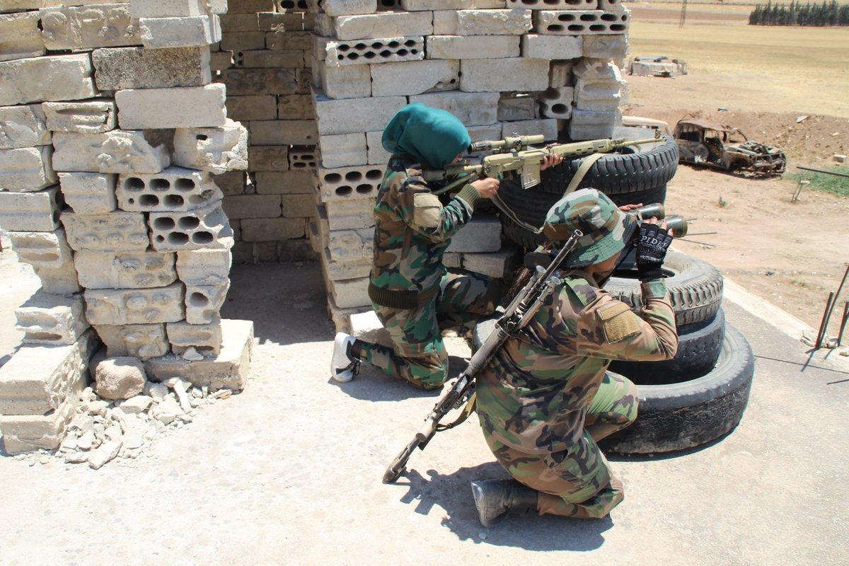 Syrian War: News #14 - Page 5 DDWypLhXYAAxOoc