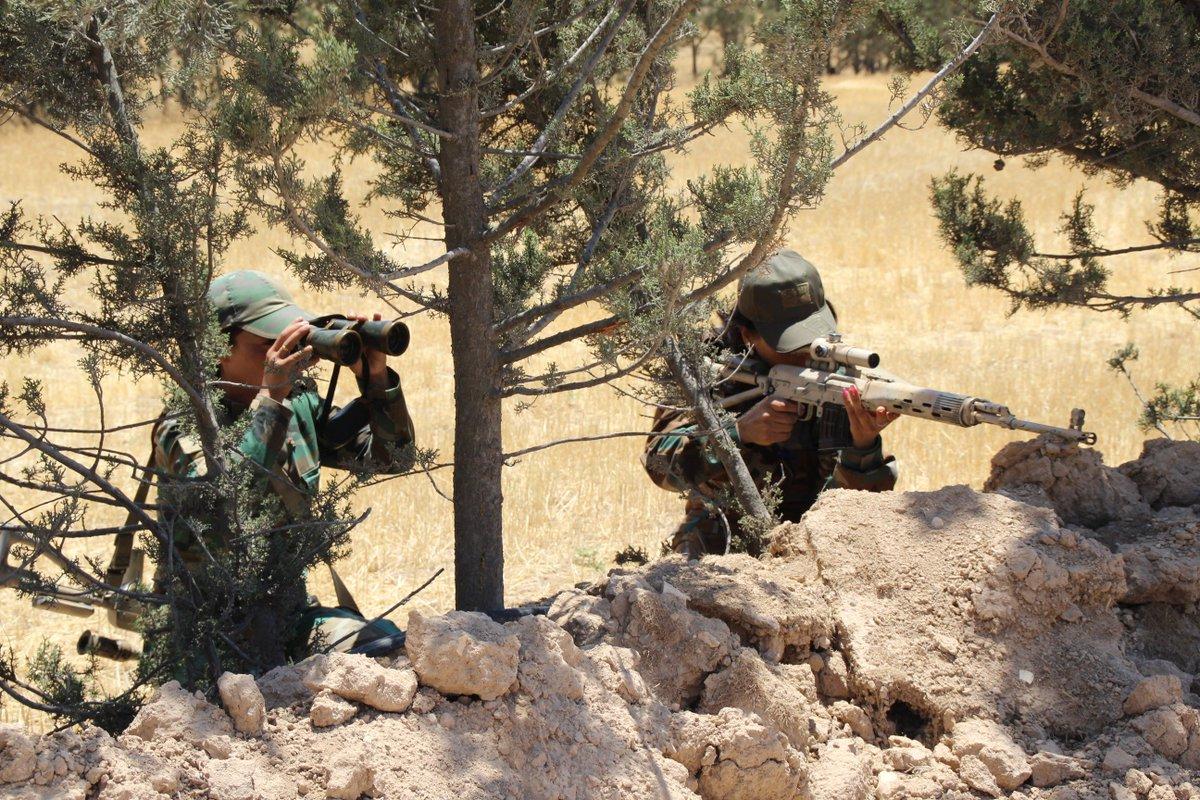 Syrian War: News #14 - Page 5 DDWypdiXgAEnCb2