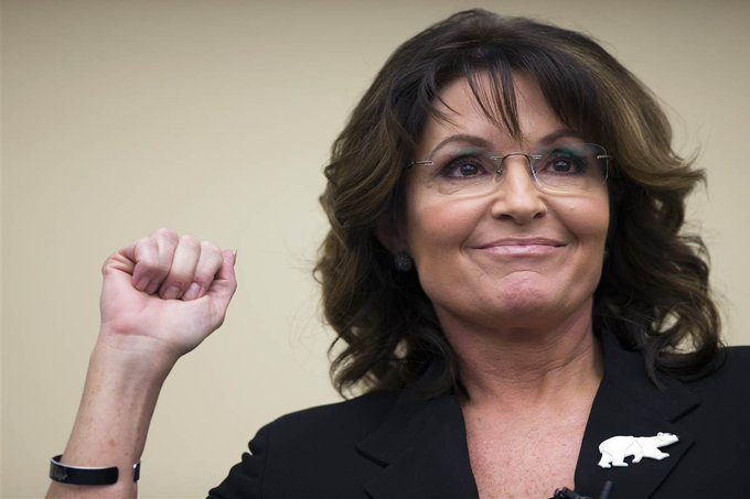 Sarah Palin sues New York Times over editorial linking her to violence https://t.co/LVzQQXWFZx