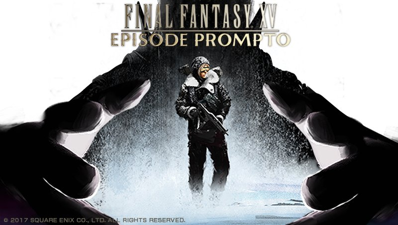 Final Fantasy XV On Twitter Thank You For Your Patience And Support We Hope Enjoy The Arctic Tundra As Prompto Free Wallpaper In Comments
