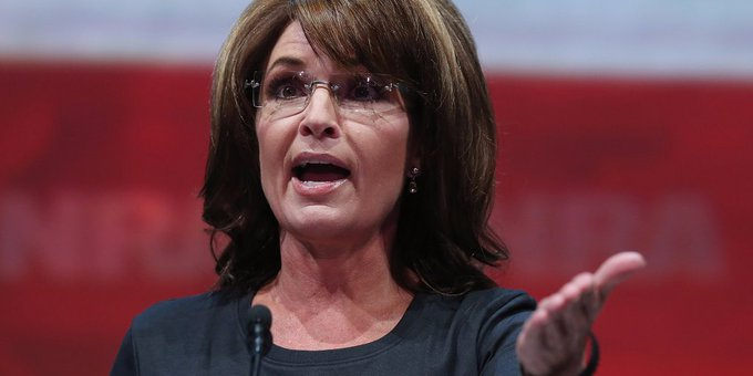 Sarah Palin sues New York Times for accusing her of inciting mass shooting https://t.co/NXfHy5m2p6