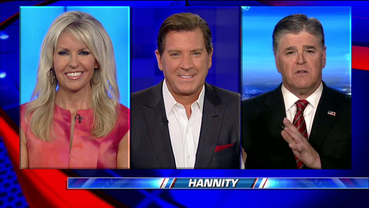 'The one who needs to be investigated is @BarackObama.' @MonicaCrowley on Russian collusion #Hannity