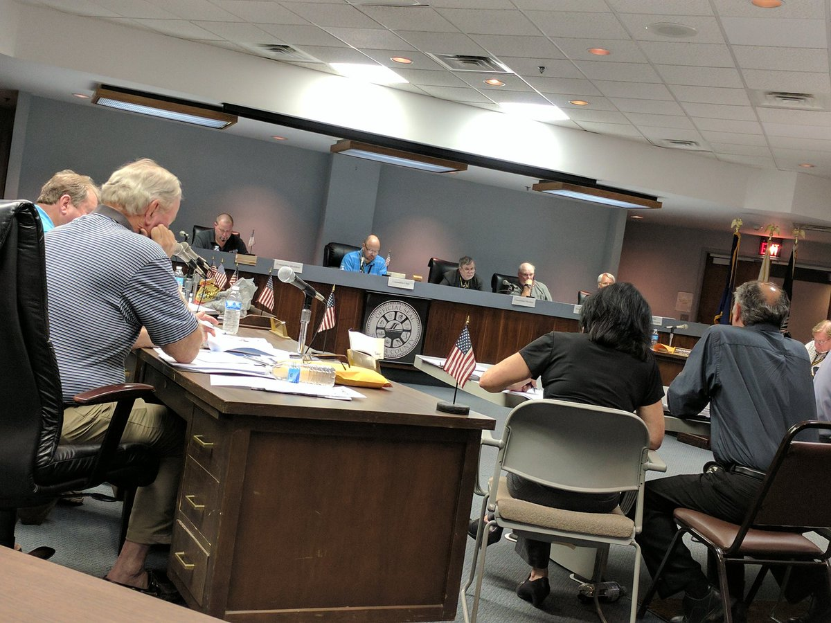 Supervisors give Seneca County Manager Sheppard another four-year term