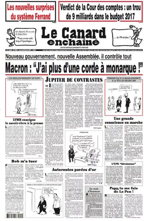 Demain le @canardenchaine vous montrera que l'affaire #Ferrand c'est l'affaire #Fillon en pire ! pic.twitter.com/mcucYhX2lv