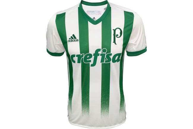 Veja a nova camisa número 2 do @Palmeiras  https://t.co/6rXkB4q2VA