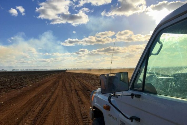Adapting and controlling their own destiny: #Riverina farmers face their #BasinPlan future. A #longread:  http://www. abc.net.au/news/rural/201 7-06-28/farming-in-the-riverina-life-under-the-basin-plan/8650288 &nbsp; …  #auspol <br>http://pic.twitter.com/zqDkvZK2MX
