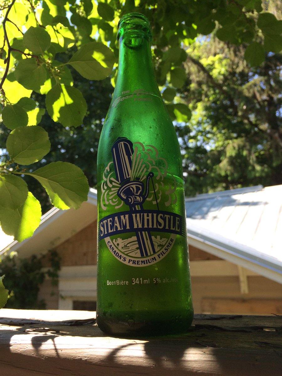 @SteamWhistle beauty day for a Steam Whi...