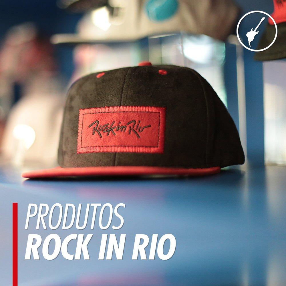 Temos mais um recorde em 2017: já são mais de 700 produtos licenciados! Conheça a nova linha de produtos #RockinRio! https://t.co/ebASL2okbp
