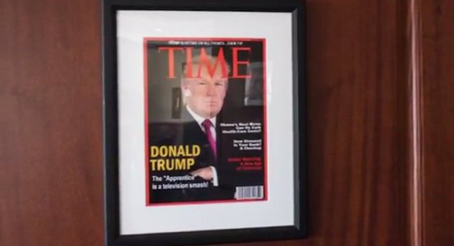 Time orders Trump Organization to remove fake magazines from golf clubs: https://t.co/J5Rky4WqET