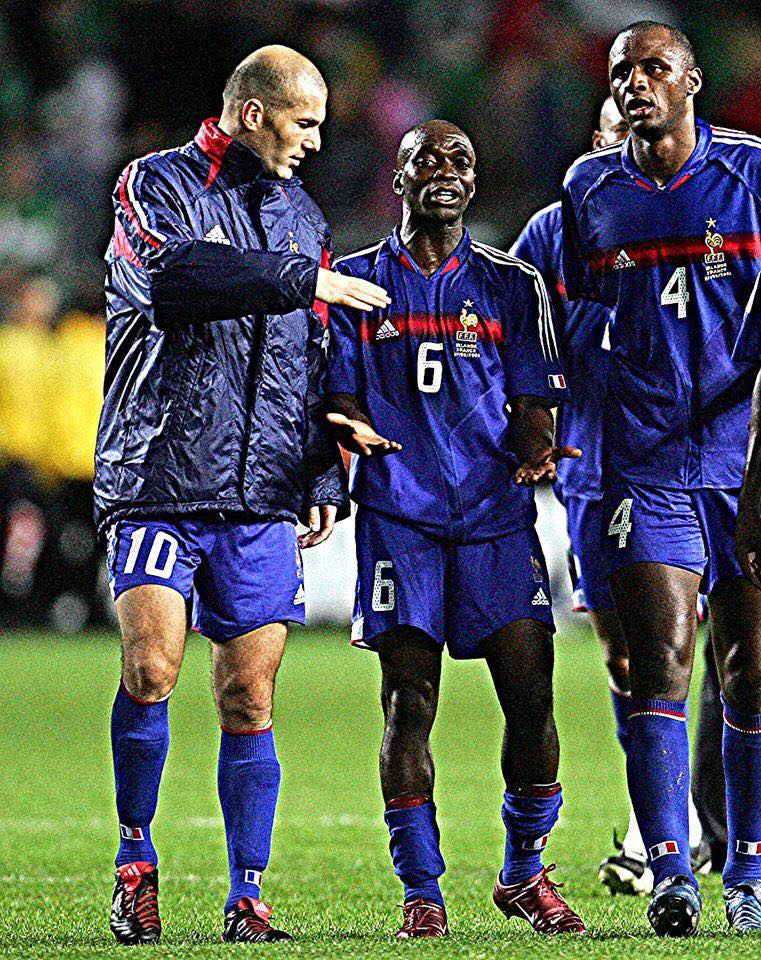 Who remembers this midfield in PES @PesUniverse #PES2018 #PES2018WT #France #Beast<br>http://pic.twitter.com/e2cuRYtbNY