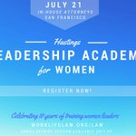 Join us & many Fortune 500 co.s at 7/21 Leadership Academy! Partner program is full, but still some seats for GCs!