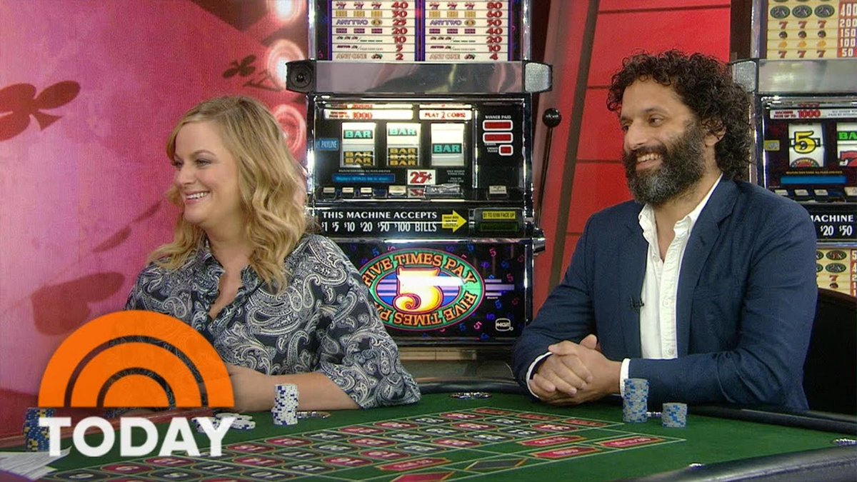 #numbers: Amy Poehler And Jason Mantzoukas Talk About New Movie ?The House? | TODAY   http:// bit.ly/2tmcxVN  &nbsp;  <br>http://pic.twitter.com/jh0egDhQul