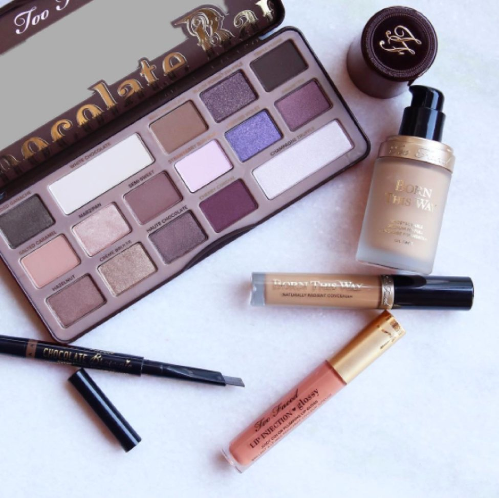 Everything you need to create a flawless #MOTD #tfbornthisway #toofaced <br>http://pic.twitter.com/D6YDQJbg2I