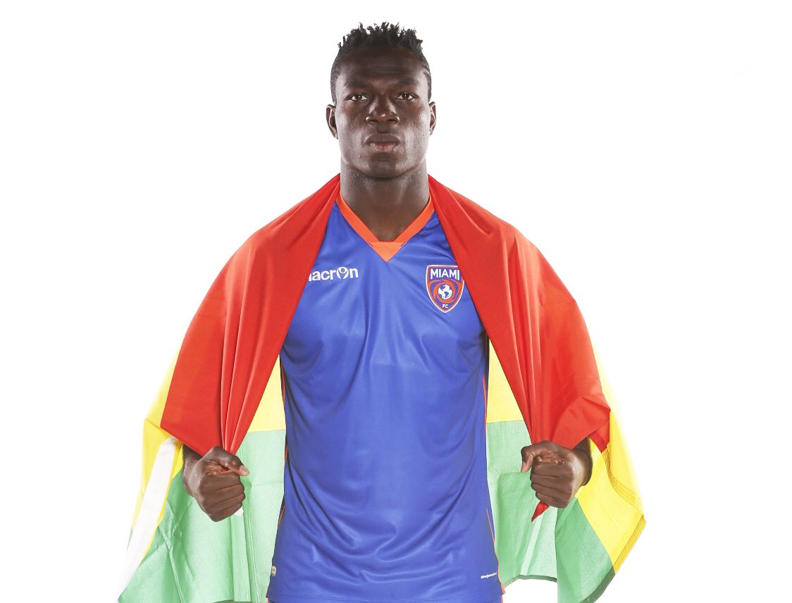 .@Poku will represent Ghana as they take on the @ussoccer in a friendly this weekend! #VamosPoku #WeLoveYa #READ:  https:// goo.gl/LsHVJi  &nbsp;  <br>http://pic.twitter.com/XUiezRlHNU