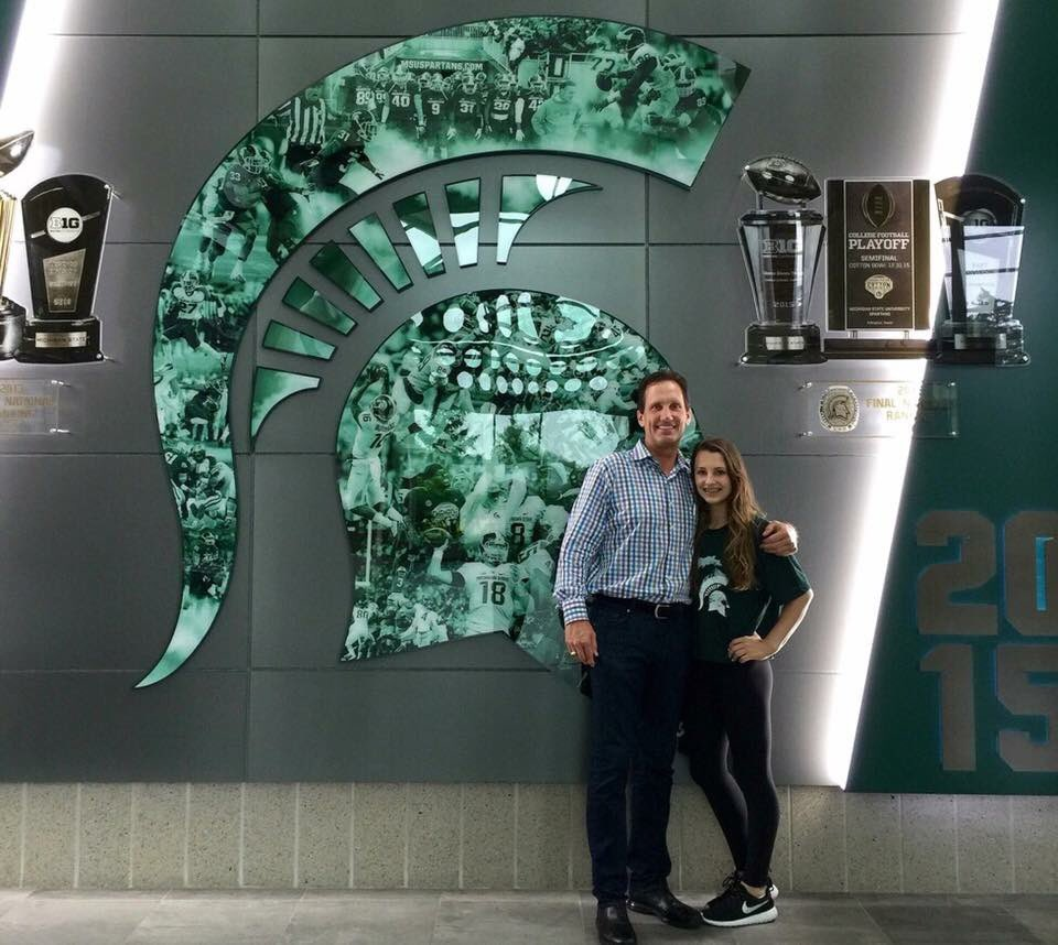 can&#39;t believe it&#39;s already been a year since i&#39;ve committed to msu! so excited to represent such an incredible school next year  #gogreen <br>http://pic.twitter.com/ezKwYJX8dp