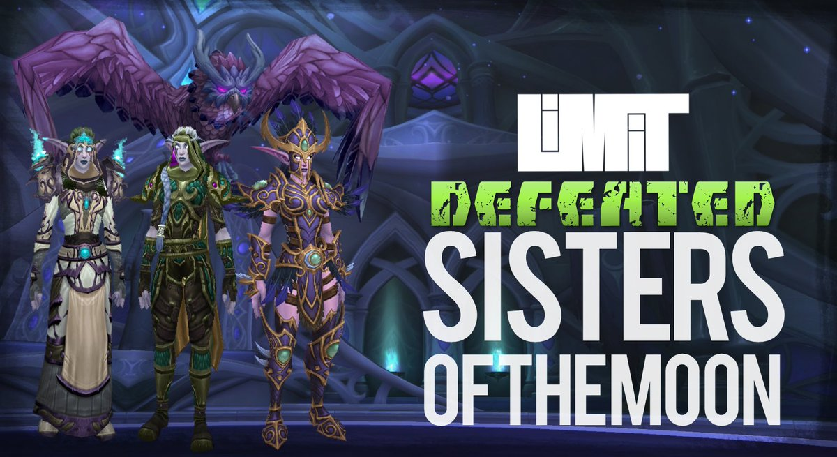 Sisters of the Moon are down! We&#39;re now at 4/9M #Warcraft <br>http://pic.twitter.com/ZIsDUg3Uf6