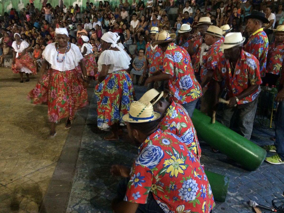 #SãoJoãoDeTodo2017 Tambor de Crioula  Mimo de São Benedito do Anjo Da Guarda se apresentando  Viva do Bairro de Fátima 💃🏻
