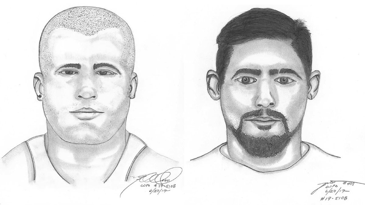 #BREAKINGNEWS: Sketches of suspects released in kidnapping of 12-year-...