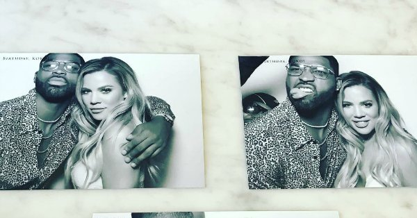 Tristan Thompson sent his birthday love to Khloé Kardashian, after throwing her a star-studded surprise party: https://t.co/Rum9lPMIEf