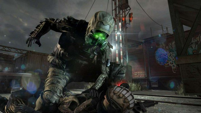 New Splinter Cell Project Teased By Ubisoft CEO https://t.co/UD2dAqOip5