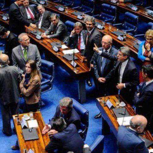 Renan e Jucá trocam ameaças no Senado https://t.co/H7S6gOgo75