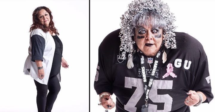Rest in peace Raider Gloria. #RaiderNation https://t.co/5J4Mhb2uew