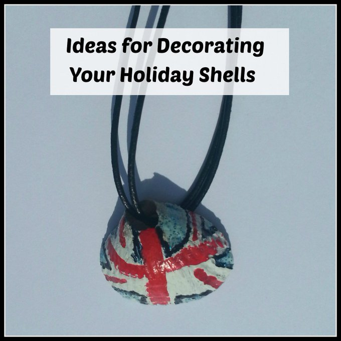 Ideas for Your Children's Shell Collection!