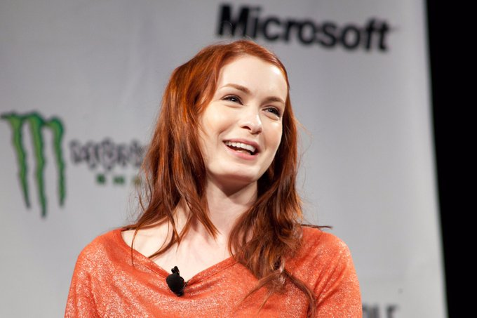 Happy Birthday to Felicia Day    About:
