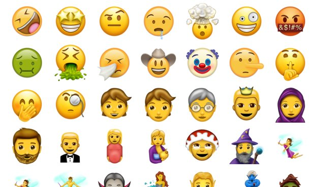 Many millennials would rather use emojis than words https://t.co/tcZJSTmdli