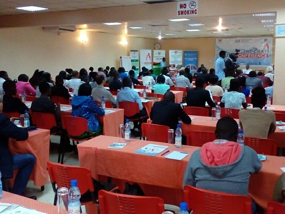 Live at #CBA11 youth conference https://t.co/bLGijp7pw6