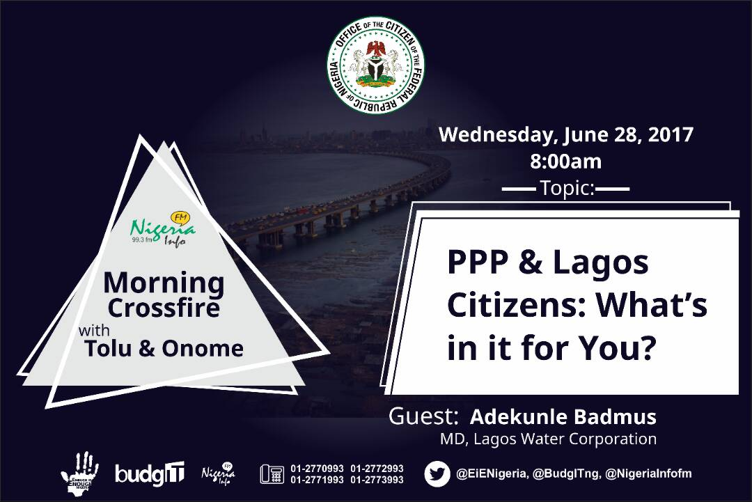 Thumbnail for #OfficeOfTheCitizen - PPP & Lagos Citizens: What's In It For You?