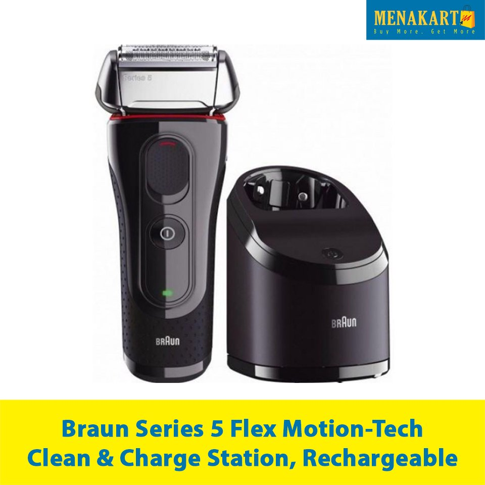 Braun Series 5 Flex Motion-Tech Clean &amp; Charge Station, Rechargeable  https:// goo.gl/PvVYML  &nbsp;   #Mens #Fashion #Accessories #Online #Shopping<br>http://pic.twitter.com/9FeH9TfXuH