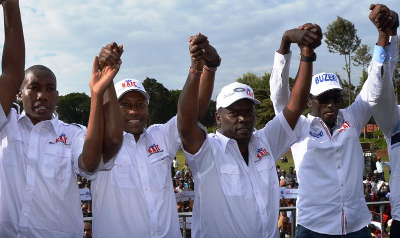 Is there a rebellion afoot in both Jubilee and NASA? -via @UreportKe https://t.co/TFNPq2Yz74