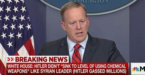 Nostalgia for Sean Spicer moments heats up as speculation he's on the way out increases https://t.co/Qk2acB6nkI | @abc730
