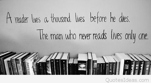 A reader lives a thousand lives. #truestory #truth #wanderlust #reader #books #read <br>http://pic.twitter.com/JGCLOYO9WW