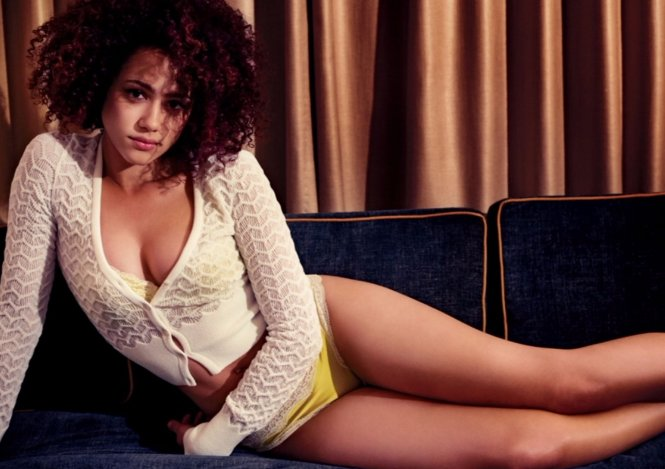 Khaleesi's right-hand woman is a beauty.  15 gorgeous photos of 'Game of Thrones' actress Nathalie Emmanuel: https://t.co/H4s6vhOgS2
