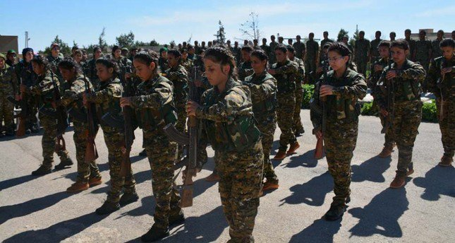 #US admits it&#39;s proxy force in #Syria the #YPG (PKK) continues to forcibly recruit children to fight for their cause  https://www. dailysabah.com/mideast/2017/0 6/28/ypg-recruits-child-soldiers-in-syria-violates-international-pledge-us-confirms &nbsp; … <br>http://pic.twitter.com/AnMHZO7zA8