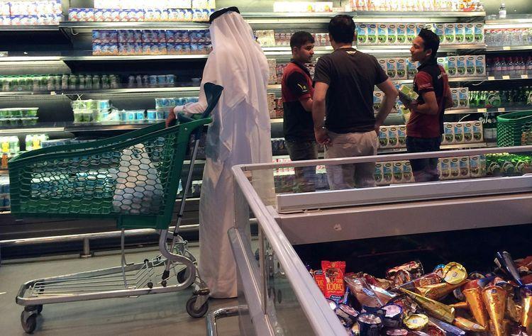[REPORTAGE] Au Qatar, système D pour blocus de riches https://t.co/IYAkK5Wz3b